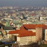 Świeże miasto Kraków
